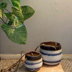 Other - Hanging pot set.